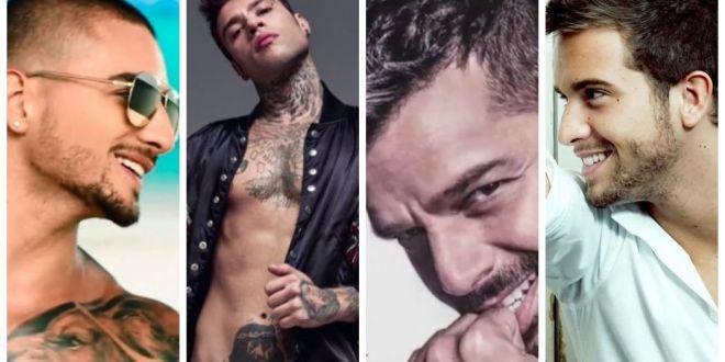 De Maluma a Pablo Alborán: 10 crushes na música latina