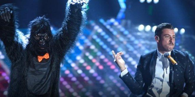 Francesco Gabbani confirma gorila no Eurovision