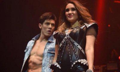 Dulce Maria estreia turnê mundial
