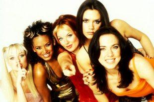 as spice girls são uma das melhores girlbands da história