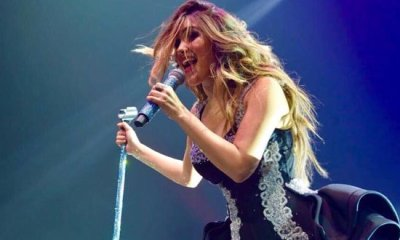 Dulce Maria encerra hoje turnê no Brasil