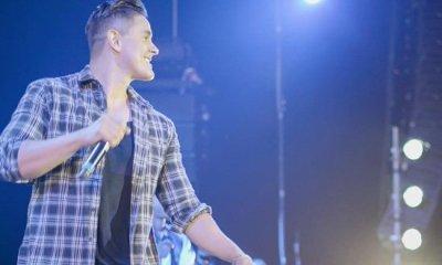 Joey Montana faz hoje seu primeiro show no Brasil