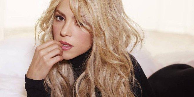 Não é só de ginástica que vive o corpo da Shakira