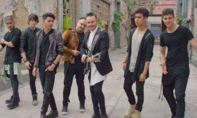 Princesa é o videoclipe da CNCO com Río Roma
