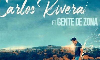 Lo Digo é a parceria de Carlos Rivera e o Gente de Zona