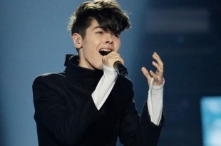 Com apenas 17 anos, Kristian Kostov representa a Bulgária no Eurovision 2017