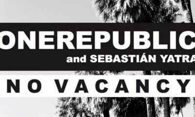 Cover No Vacancy One Republic Sebastian Yatra