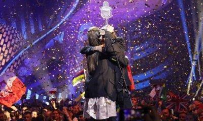 Salvador Sobral, de Portugal, venceu o Eurovision 2017