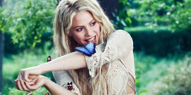 El Dorado é o novo disco de Shakira