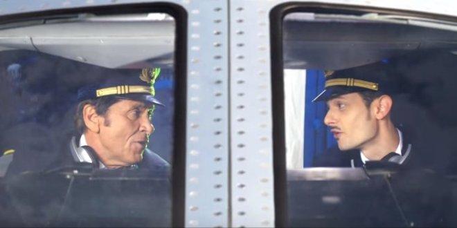 Fabio Rovazzi e Gianni Morandi