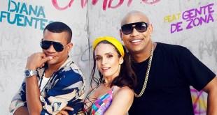 Diana Fuentes lança La Vida Me Cambió com Gente de Zona