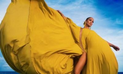 Divulgação da Sony Music para Jennifer Lopez