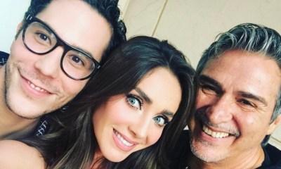 Christian Chávez, Anahi e Pedro Damián, criador do RBD