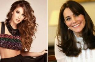 Anahi pode ter se inspirado em Kate Middleton para nova campanha no México