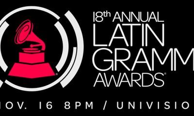 Logo Grammy Latino 2017