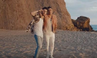 Reprodução do YouTube - Joey Montana e Sebastián Yatra