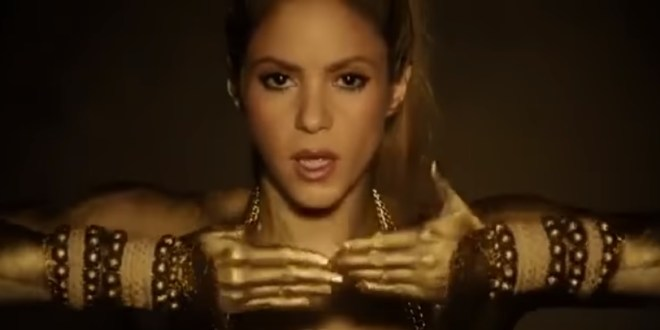 Shakira lança o clipe de Perro Fiel com Nicky Jam