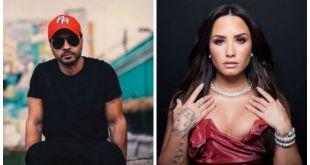 Luis Fonsi e Demi Lovato estão gravando parceria