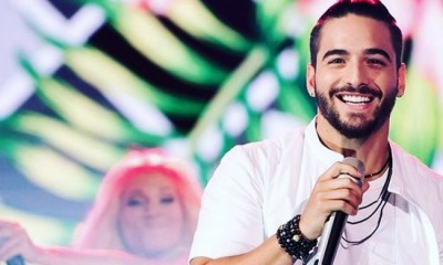 Maluma cantou Você Partiu Meu Coração a capella no La voz México