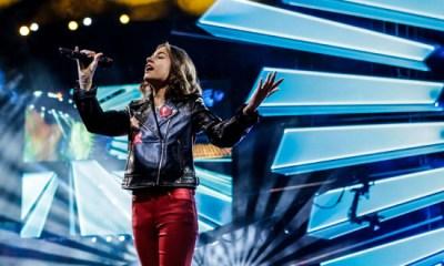 Maria Iside Fiore representa a Itália no Junior Eurovision 2017