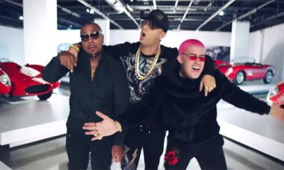 Wisin estreou o single Move Your Body com Bad Bunny e Tmbaland