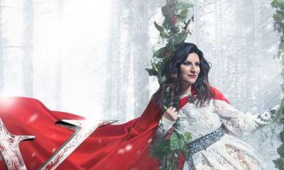Laura Pausini lançou sue disco de Natal, Laura Xmas