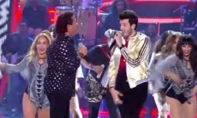 Carlos Vives e Sebastián Yatra esquentam Grammy Latino