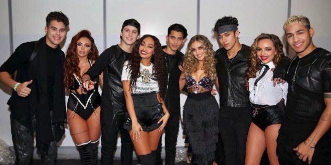 CNCO e Little Mix fizeram uma performance arrasadora de Reggaeton Lento no X Factor UK