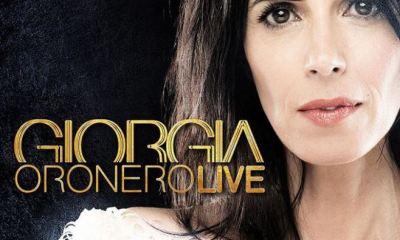 Disco live da Giorgia tem dois temas inéditos