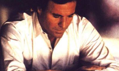 Julio Iglesias bombava na música latina em 1987