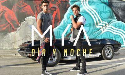Agustin Bernasconi e Maxi Espindola, do Mya, são a nova sensação latina