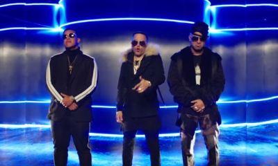 Wisin, Yandel e Daddy Yankee são veteranos do reggaetón
