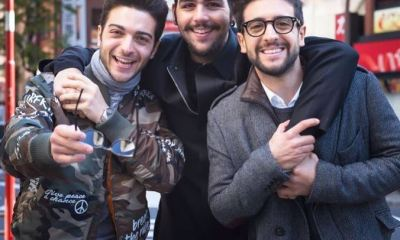 Il Volo vai lançar disco pop em 2018