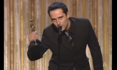 Jorge Drexler no Oscar