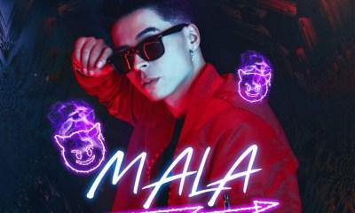 Mala é o novo single do Reykon