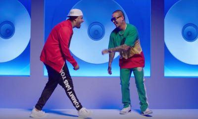 Nicky Jam e J Balvin em X (Equis)
