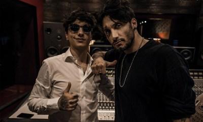 L'Eternità é a regravação de uma música do próprio Fabrizio Moro dessa vez em colaboração com Ultimo