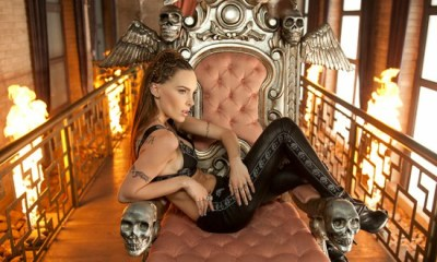 A Belinda tem videoclipes dignos de realeza