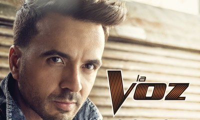 Luis Fonsi será jurado de versão latina do The Voice nos Estados Unidos