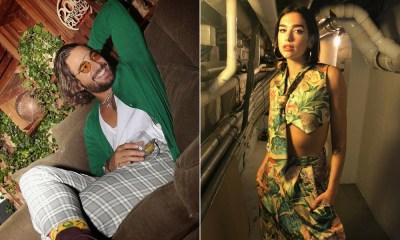 Teoria da conspiração diz que Maluma e Dua Lipa são a mesma pessoa