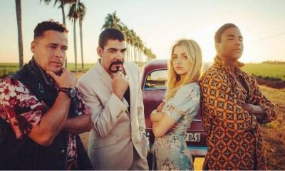 A atriz cubana Ana de Armas é a estrela convidada do Orishas no videoclipe de Everyday