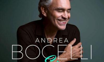 Andrea Bocelli volta ao mercado de inéditos após 14 anos