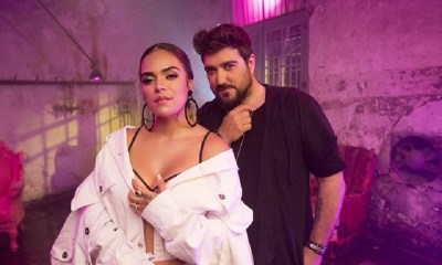 Dicen é a parceria de Antonio Orozco e Karol G