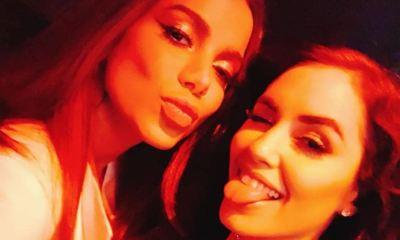 Anitta e Lali estão prestes a lançar dueto