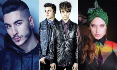 Quase vencedores do X Factor Italia