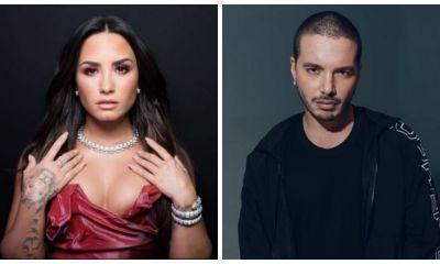 Demi Lovato e0J Balvin não vão mais se unir a David Guetta em parceria