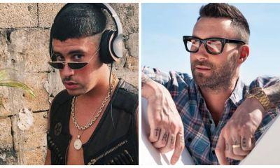 Sugar é inspirada no famoso clipe do Maroon 5