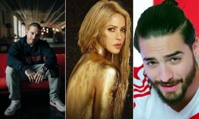 J Balvin, Shakira e Maluma lamentaram a eliminação da Colômbia da Copa do Mundo da Rússia em jogo emocionante com a Inglaterra