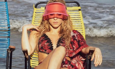 Bastidores das gravações do videoclipe de Clandestino, da Shakira com Maluma