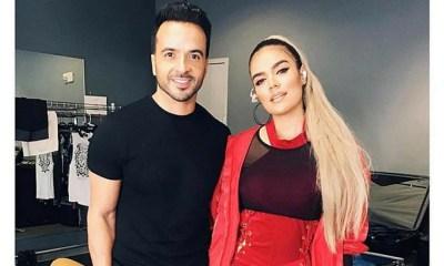 No remix do hit Calypso, Luis Fonsi terá a companhia da rainha da música urbana Karol G